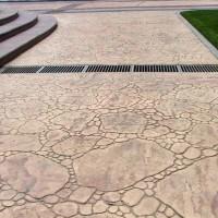 【无锡环氧地坪】压膜地坪--压膜地板