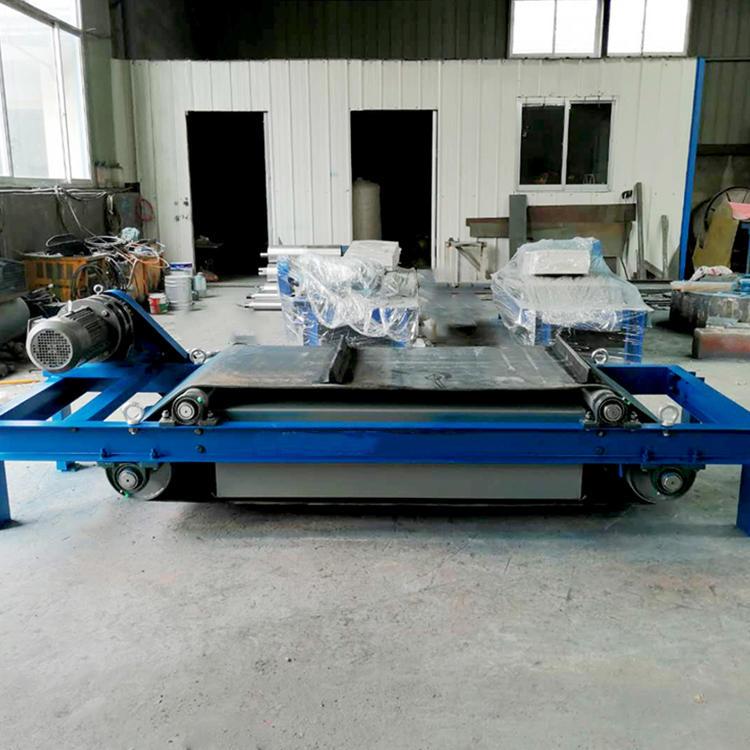 RCDC永磁自卸式除铁器 高强度自卸式除铁器厂家