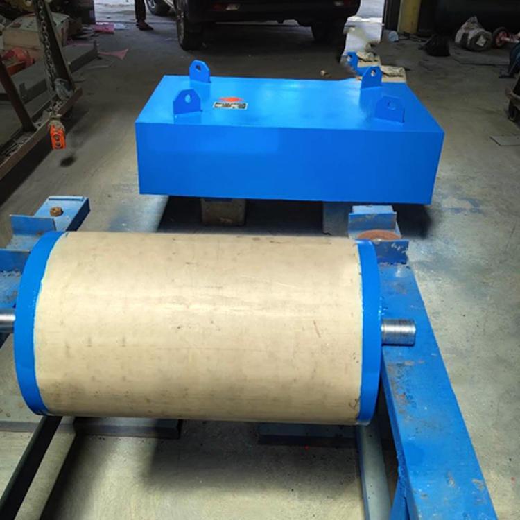 CTZ系列输送带中场强永磁滚筒 全磁滚筒 输送带磁滚筒