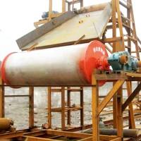 半磁滚筒 磁选设备  CTZ系列输送带中场强永磁滚筒