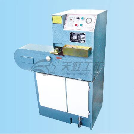 QM-150气力自动砂带磨样机