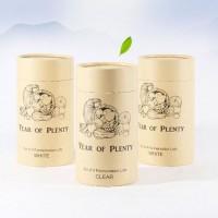 牛皮纸圆筒 茶叶包装罐 首饰罐纸管 厂家加工定制纸筒