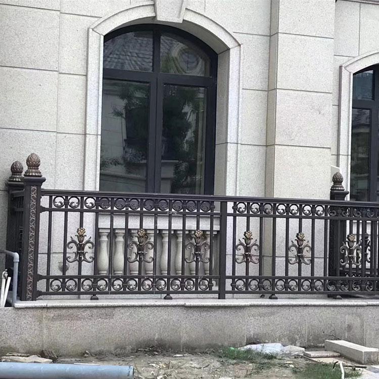 锌钢护栏批发 阳台锌钢护栏