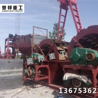 风化沙制沙生产线 洗沙污泥处理机