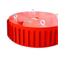 RCDB系列干式电磁除铁器 圆盘除铁器厂家