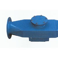 RCYA-3管道式永磁除铁器 磁滚筒厂家