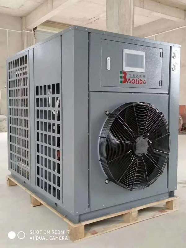 药材空气能烘干设备