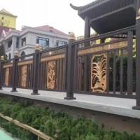 定制铝合金阳台护栏 别墅铝合金阳台栏杆厂家直销
