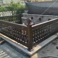 铝合金阳台护栏批发安全防护栏 别墅铝合金阳台栏杆厂家直销