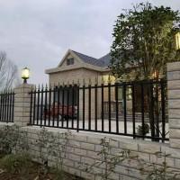 加工定制花园围栏栏杆 围墙护栏
