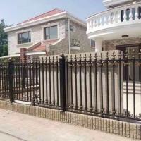 花园围栏栏杆 围墙护栏 厂区锌钢护栏