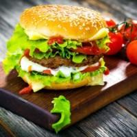 汉堡 薯条 早点培训 小吃项目加盟 快餐项目加盟
