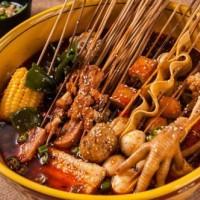 串串香 臭豆腐 糖炒栗子早点培训 小吃项目加盟 快餐项目加盟