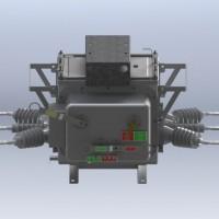 YFZW20-12型户外柱上真空断路器
