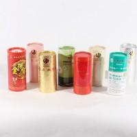 复合纸罐 铝箔纸防潮罐 金银卡罐 烫金筒等纸罐包装