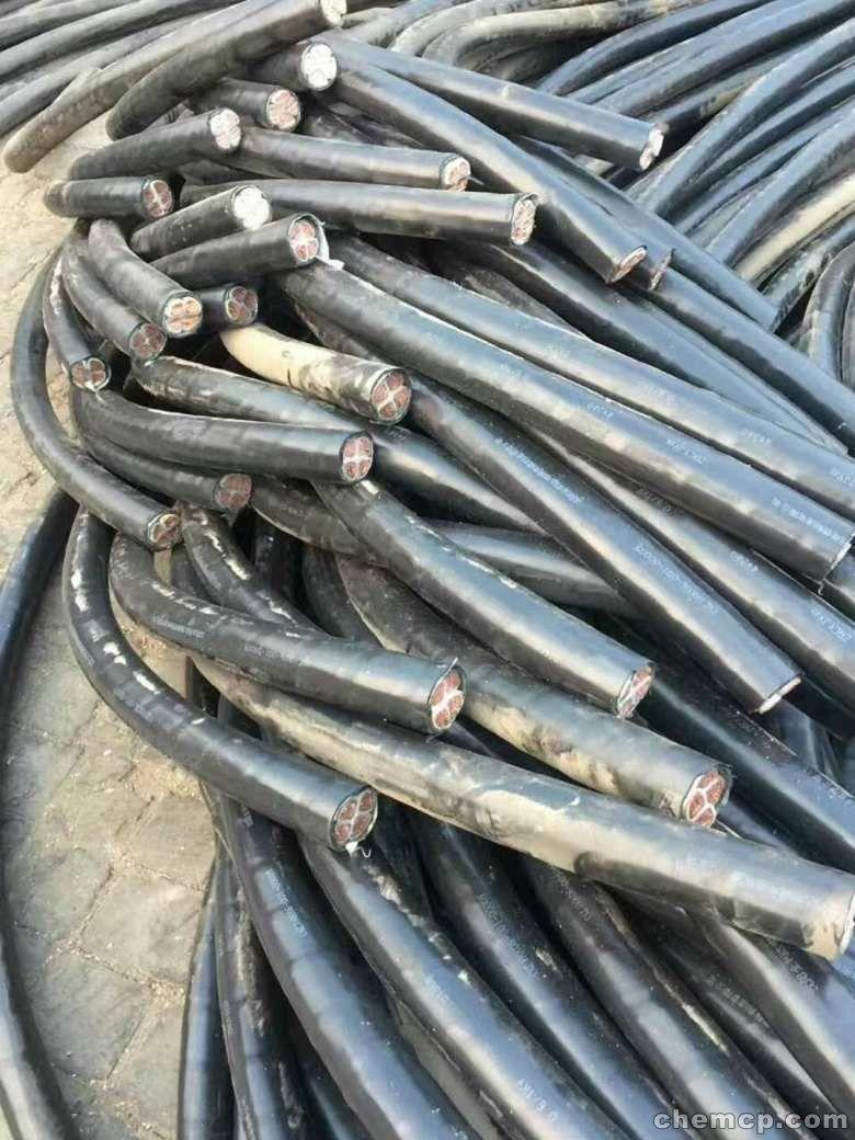 求购红古新电缆回收免费估价导线回收