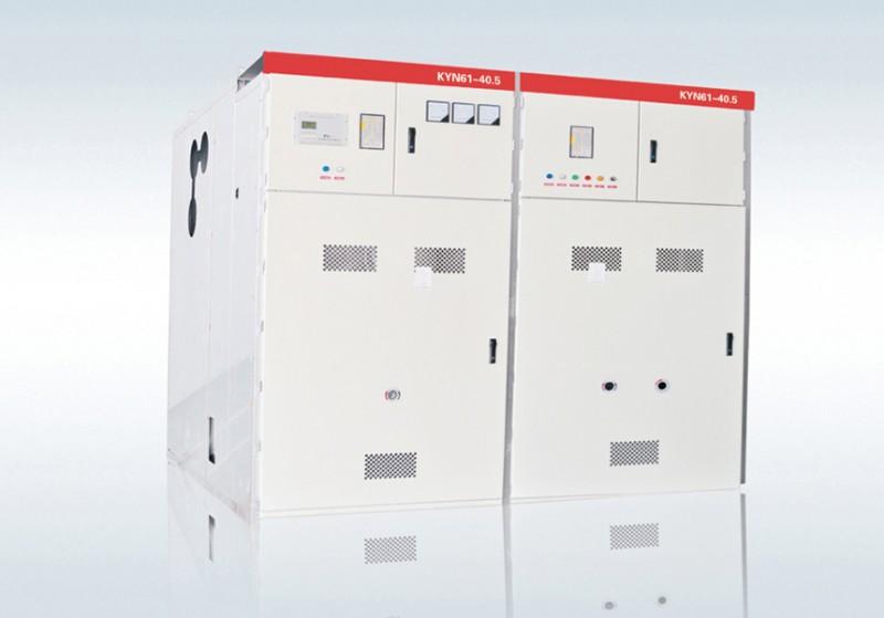 KYN61-40.5口型铠装移开式交流金属封闭开关设备