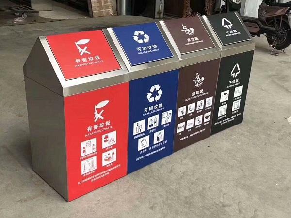 垃圾桶厂家-上海垃圾