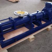 螺杆泵转子定子 螺杆泵厂家价格 螺杆泵型号参数  灌胶螺杆泵