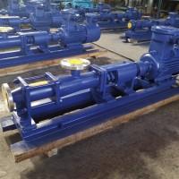 螺杆泵制造厂家 螺杆泵定子转子 螺杆泵规格型号 品能泵业