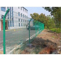 圈地围网 双边护栏厂家 绿色框架护栏 高速公路框架护栏
