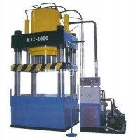Y32-1000T四柱液压机