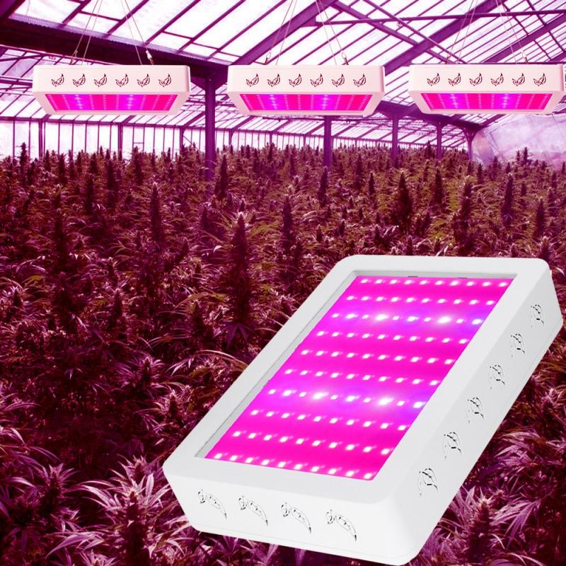 植物灯1000W光效LED植