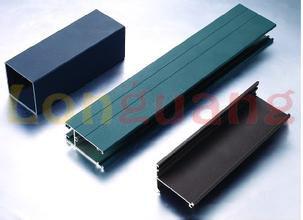 铝型材氟碳喷涂加工