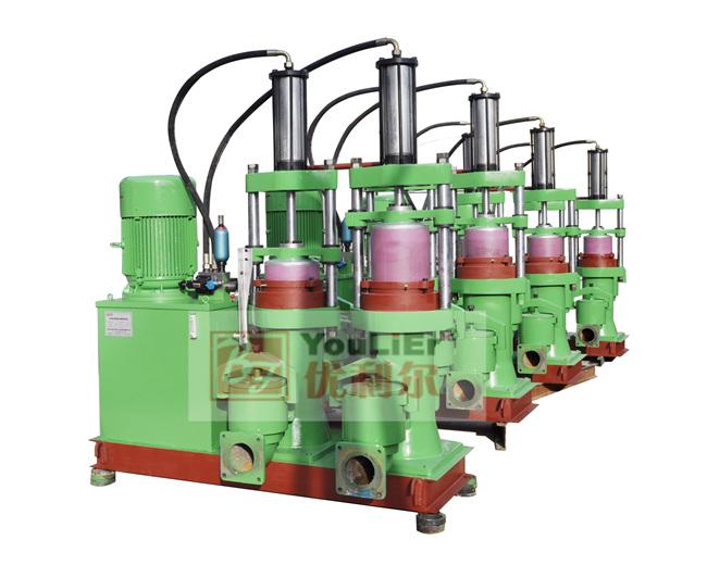 YB型系列油压陶瓷柱塞泥浆泵