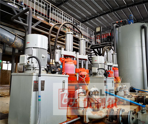 液压柱塞泵