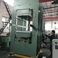 400T橡胶履带硫化机
