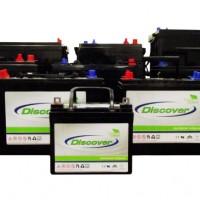 加拿大Discover蓄电池EV系列洗地机、扫地车用
