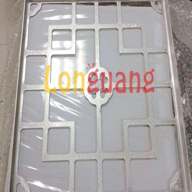 江苏铝单板厂家 2.5mm厚铝单板 幕墙铝单板 氟碳喷涂工艺