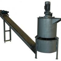 砂浆搅拌输送机搅拌均匀度高,搅拌快