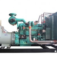 550KW康明斯柴油发电机组