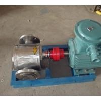 RCB沥青保温泵分为普通与铸钢两种材质,均带有保温夹套