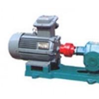 GWB系列外润滑渣油泵的设计充分考虑了工作中轴承的润滑