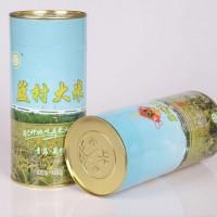 便携式五谷杂粮大米纸罐 圆形小米桶复合纸罐 粮食纸罐