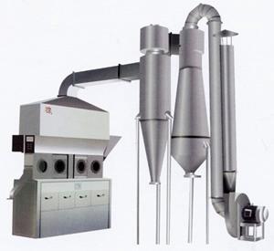 XF系列沸腾干燥(冷却)器(卧式)