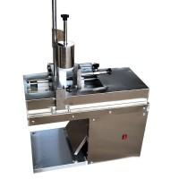 羊肉切片机 数控切羊肉卷机 商用单卷切片机 厚薄可调