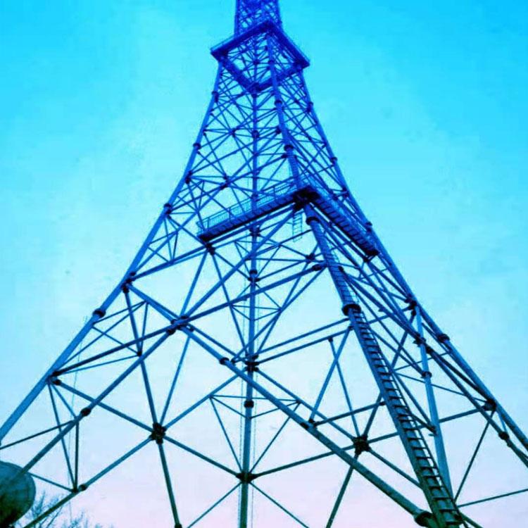 电视铁塔 广电塔广播电视发射塔 观光电视塔美观与周围环境协调