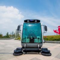 济宁小林清洁XLS-2100型纯电动扫地车