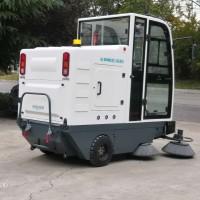 XLS-2000驾驶式电动扫地车