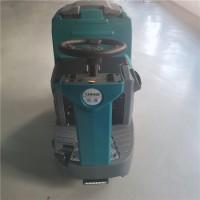 厂房仓库电瓶款洗地机 双刷驾驶式洗地车 全国送货