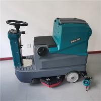 长淮CH-X70双刷驾驶式洗地机 多功能电动清洁车 工商两用