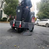 长淮S1300扫吸清扫车 驾驶型电动扫地机 电瓶式