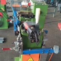 司太立合金锯条手动焊齿机
