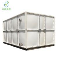 玻璃钢模压水箱 玻璃钢保温水箱 组合式水箱 消防水箱易于安装