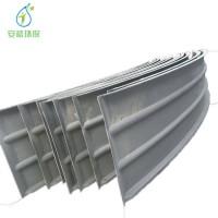 玻璃钢污水池盖板 smc模压污水池盖板 防腐玻璃钢盖板