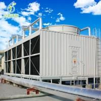 方形横流式冷却塔 玻璃钢冷却塔厂家 工业型环保散热冷却塔